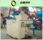 Normal temperature Rubber crumb crush line Auto bagfiller