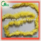 Fashion nature dyeing feather trimming for garment - FE12008