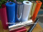 rigid pvc film roll glass clear for thermoforming/vacuumforming/blister packing