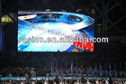 Outdoor full color LED screen, advertising led display parameters, P12 pixel pitch 12mm,