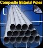 Composite Material Poles