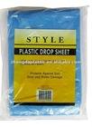 PE dust sheet