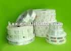 Cotton garment seal tags