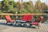 2012 hotsale rattan home furniture with aluminium frame