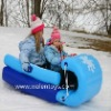 PVC inflatable snowmobile