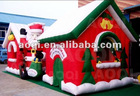 Hot Christmas tent