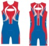 Latest Fully Sublimated lycra mens triathlon suit