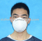 Disposable particulate respirator with/without valve/N95/FFP1/2/3 face mask/Dust-proof mask