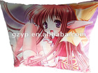 Sublimated Cushion Covers /Pillow Cover/Pillow Cases (Shiny Peach Skin Fabric)
