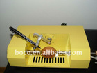 Automatic egg drawing machine / paint mixer / easter eggs / CNC / Egg Drawer