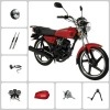 Italika FT125/Forza125 motorcycle parts