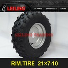 21*7-10 ATV Tires,ATV Rim,ATV Wheel