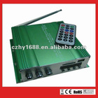 car amplifier with usb sd card port