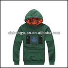 Pullover men 2012 with hoodies