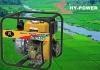 Diesel High pressure water pump for water
