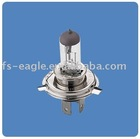 High brightness auto car light H4-P43t