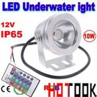 10W LED Waterproof Underwater Flood Lighting Floodlight 12V