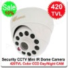 Surveillance Security CCTV 420TVL COLOR SHARP CCD 10LED Infrared IR Dome Camera