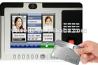 WEDS-S768 fingerprint and125khz rfid reader Time Attendance with access control System