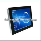 "19"" IR touch screens open frame monitor"