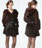 2012 the most popular mink fur coat