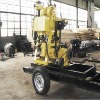 most salable and inexpensive in 2011 CJW130 Hydraulic water well drilling rig