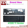 Hot Sale Laptop Keyboard for HP 4720S TI Version Black Notebook Keyboard Whoelsale