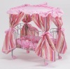 Stable & Lovely baby doll bed with EN71 & ASTM
