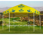 foldable advertising pop up tent