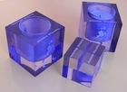 smart acrylic candle holders