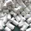 white masterbatch for desechos de plastic HDPE PP granulo