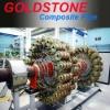 Steel RTP pipe machinery