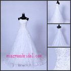 2012 hotsale beading wedding dress hwd99