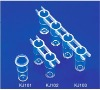 Cuvette Cups for Coagulation Analyzer, biochemistry