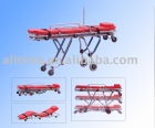 Aluminum Alloy Foldaway Stretcher for Ambulance Car