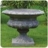 2012 hot sale clay pot flower planter QL-477-2
