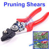 High Quality Pruning Shears Hand Pruners Secateurs Scissors for Use with Plants