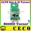 DM800HD M tuner PRO ALPS M (801-A) tuner