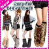 Hot Beauty X'mas Gift Fur Fashion Leg Wrap