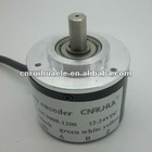 new design ISA 5208 outside 52mm shaft 8mm linear encoder