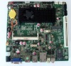 Mini-ITX Atom D525 motherboard support 24bit LVDS and SIM card
