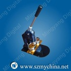 hot sell manual badge making machine with mould