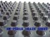drainage mat/sheet drain/dimple drain sheet