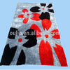 Modern Polyester Shaggy Rug