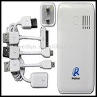 6000mAh harga power bank for multi-Digital