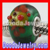 Handmade Lampwork Glass Beads 925 Silver Core Wholesale