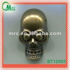 Popular hot fix patch, heat seal skull, skull - BT12003