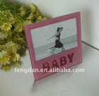 high quality glass picture frame size 6x4 from yiwu manufacturer