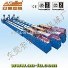 PVC window frame machine