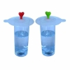 Silicone magic cup cover for convenient using